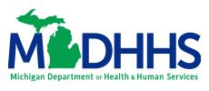 Michigan Department of Health and Human Services...